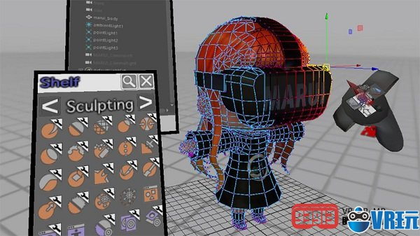 VR可以将3D制作成本降低多达50%