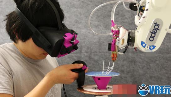 AR和机器人的结合缩小了设计和制造之间的过程