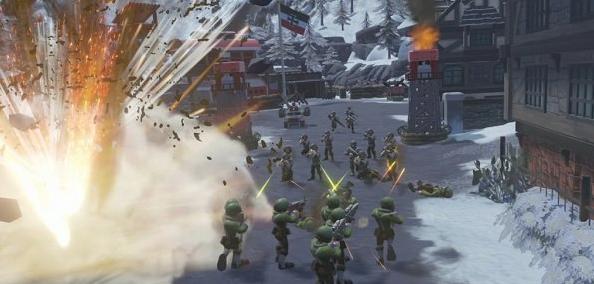 实时战略VR体验《Final Assault》支持HTC Vive
