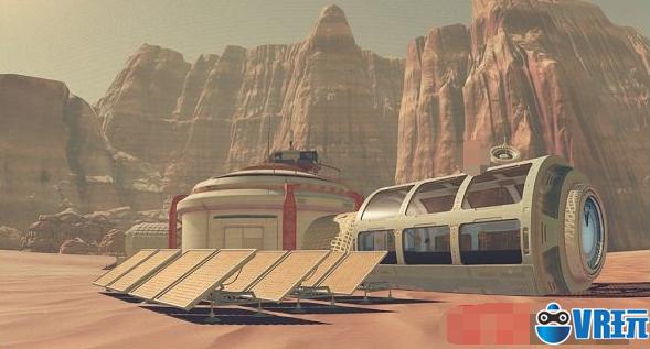 PlayStation VR独占游戏《Mars Alive》即将上线