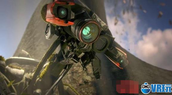 VR冒险游戏《风暴之地》发布新预告片