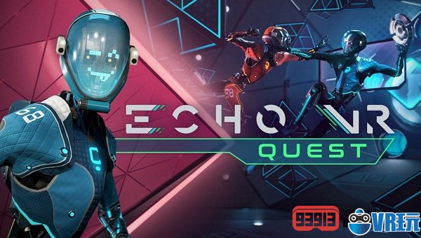 VR射击游戏《Echo VR》将于2020年登陆Oculus Quest