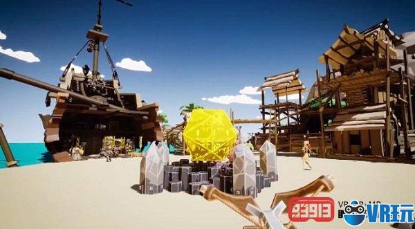 VR第一人称MOBA游戏《Cradle of Sins》登陆Kickstarter众筹平台
