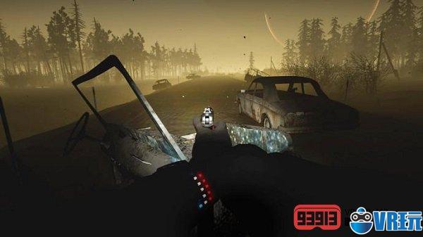 VR恐怖游戏《In the The Radius》发布Steam抢先体验版
