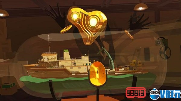 VR互动冒险体验《The Under Presents》登陆Oculus Quest