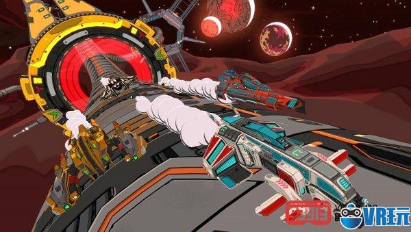 VR赛车游戏《Radial-G:Proteus》首次披露全新功能