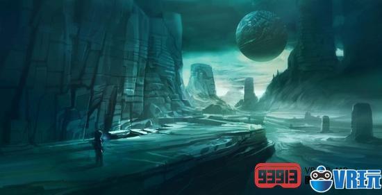 第一人称科幻冒险游戏《Eclipse:Edge of Light》将登陆Oculus Quest